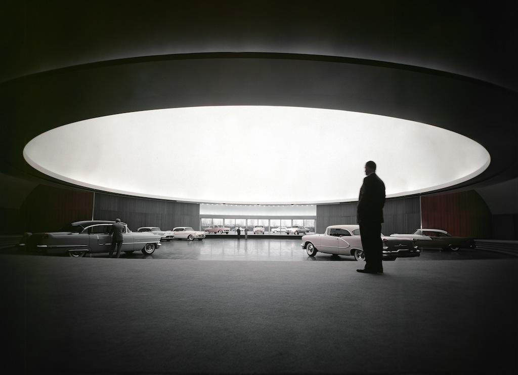 00. GM Technical Center, Design Dome